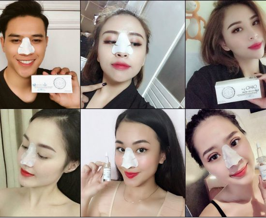 Review ủ mụn ohio hangul bye bye blackhead - 1